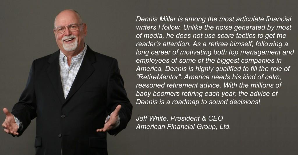 Dennis Miller - Miller On The Money