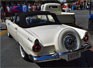 56 Ford Thunderbird