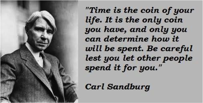 Carl Sandburg Quote