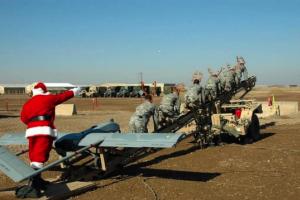 Military Reindeer