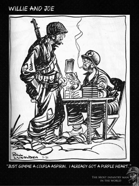 Veteran Humor