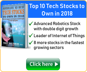 10 Best Tech Stocks