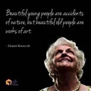 Aging Beauty