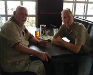 Dennis and Rick G.