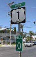 US1 Mile 0