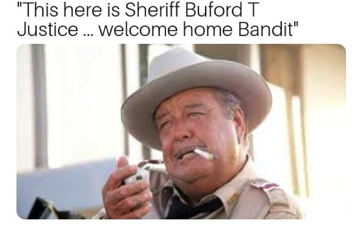Buford R Justice