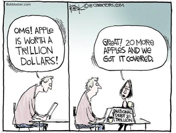 National Debt Humor