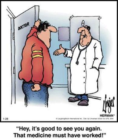 Medicine Humor