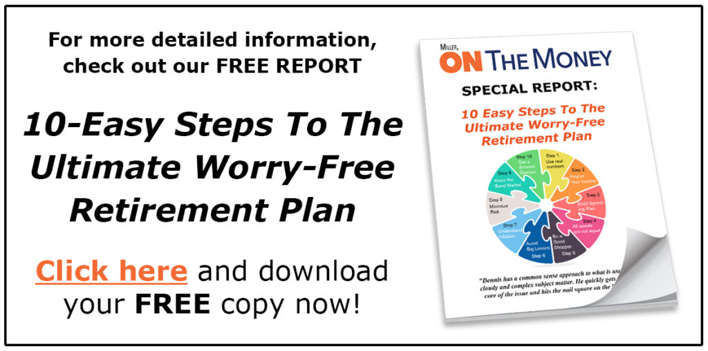 Free Retirement Planning Report