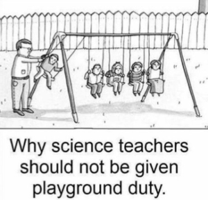 Science Teacher Humor