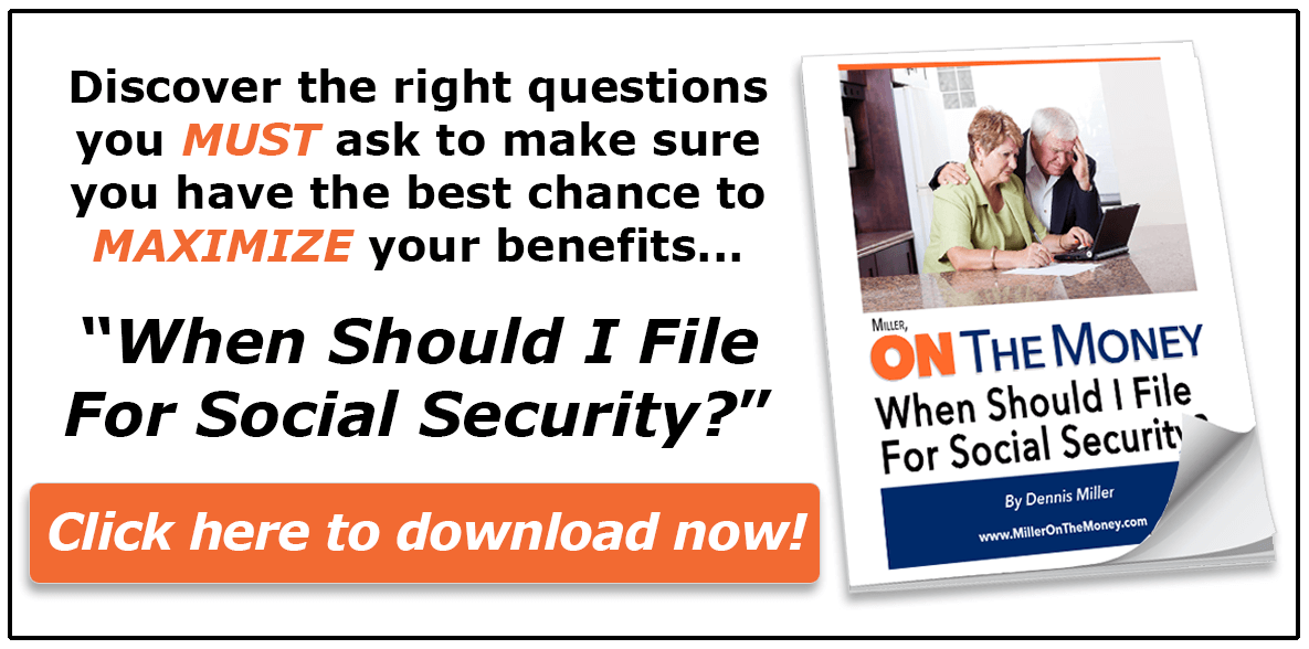 When To File For Social Security Special Report - Click Here!