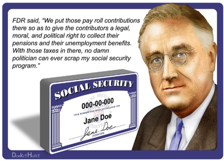 FDR Social Security Quote