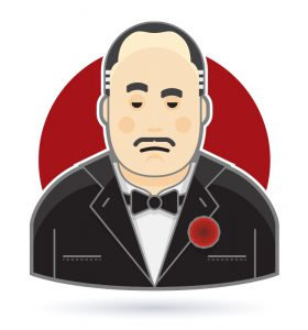 Godfather illustration