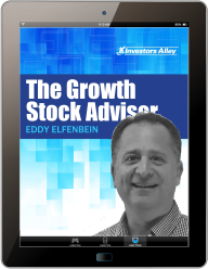 The Growth Stock Advisor – Eddy Elfenbein Tablet