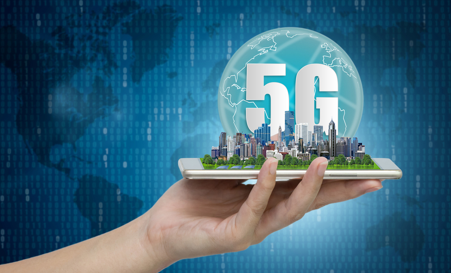 5G network image