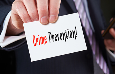 Crime Prevention - When Is It Going To End?