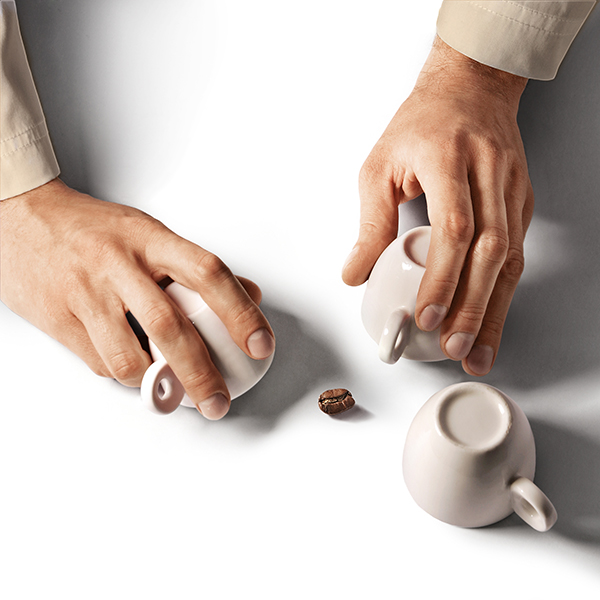 Shell game with three cups - The Social Security Shell Game