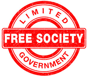 Limited Government - Free Society