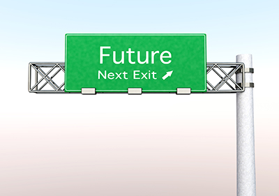 Highway Sign - Future - Back To The Future