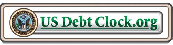 US Debt Clock Logo