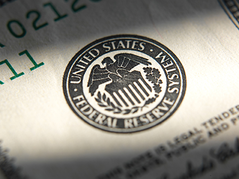 United States Federal Reserve System symbol - What The Fed Is Really Doing With OUR Money